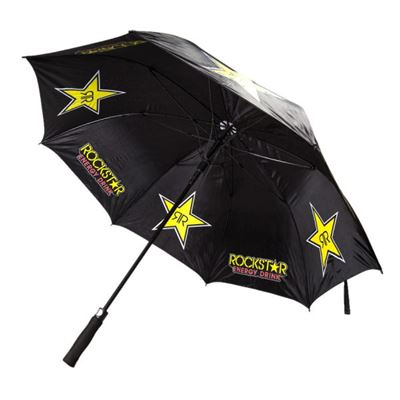 Rockstar Umbrella Black