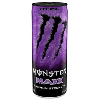 Monster Energy MAXX Maximum Strength Eclipse 355ml (12oz) x 12