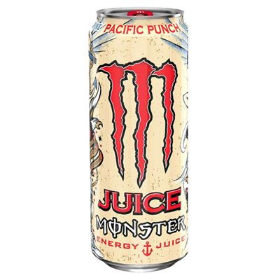 Monster Energy Juice Pacific Punch 473ml (16oz) x 24 cans