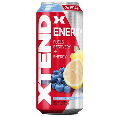 Scivation Xtend Energy Recovery Drink Blueberry Lemonad 473ml (16 oz) x 12